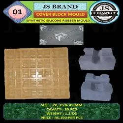 20 Cavity Synthetic Silicone Rubber Mold