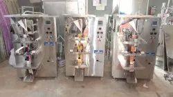 Water Rasana Juice Pouch Packing Machine