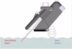 Laser Flow Non Contact Velocity Sensor