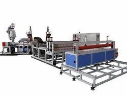 PVC Corrugated roof tile/sheet  Making machine