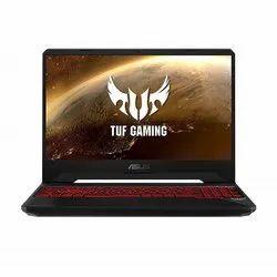 Black Polyurethane ASUS TUF Gaming FX505DY