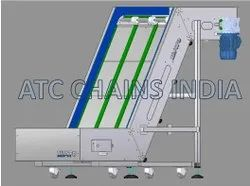 Food Process Modular Belt  Z Bucket Elevator Manufacturer