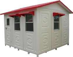 FRP Portable Cabins for office