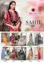 Nafisa Cotton Sahil Vol 5 Cotton Karachi Printed Dress Material Catalog