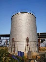 Bolted Zincalume Water Storage Tank