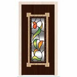 72 Inch Wooden Membrane Door