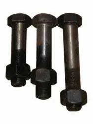 Mild Steel Leg Botl Tine Bolts