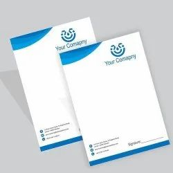 Paper Letterhead Printing Service, in Rajasthan