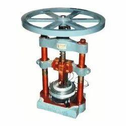Aman Impex Hand Press Paper Plate Machine