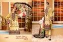 Shree Fab Adan Libaas Schiffli Vol 2 Cotton With Embroidery Pakistani Suit Catalog