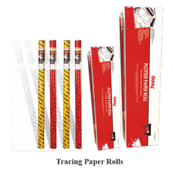 Oddy Tracing Paper Rolls