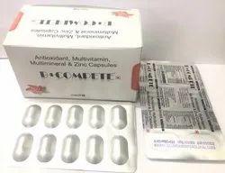 Becomplex, Multiminerals & Antioxidant Capsules