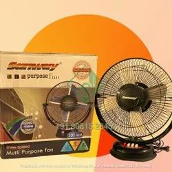 All Purpose Table Fan Sunway ( AP )  ( Black Color )