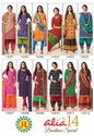 JT Alia Vol 11 Bandhani Special Printed Cotton Dress Material Catalog