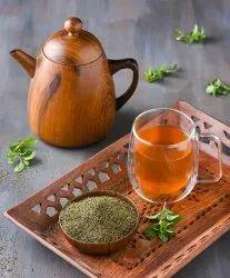 Gruner Organic Mint Flavor Green Tea, Packaging Type: Bag