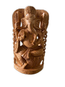 Ganesh I Wooden Murti 8 inch