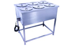 Stainless Steel Buffet Counter