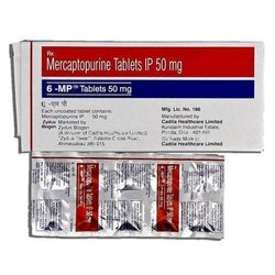6 Mp Mercaptopurine 50mg Tablets