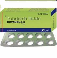 Dutanol 0.5mg Tabs