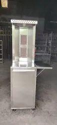 Chicken Shawarma Machine Gas