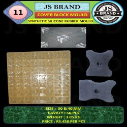 56 Cavity Synthetic Silicone Rubber Mold