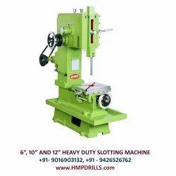 Industrial Heavy Duty Slotting Machine For Keyway