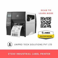 ZT230 Industrial Label Printer