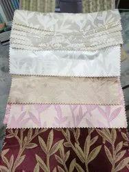 Multicolour printed curtains