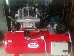 15 Hp Two Stage Reciprocating Compressor