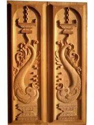 Wooden Carving Door, For Home