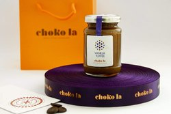 Cholo La Round Vanilla Toffee Chocolate Spread