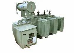 3-Phase 630kVA Oil Cooled OLTC Transformer