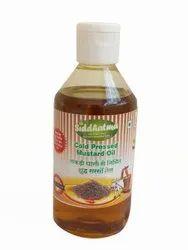 200ml Cold Pressed Mustard Oil