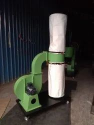 Wood Dust Collecting Machine