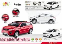 ABS ROVER COMOACT SUV FRICTION CAR TOY