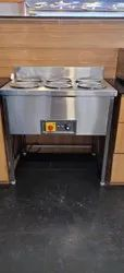 6 Round Container Bain Marie
