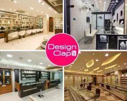 Jwellery Showroom Design