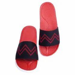 Men Canvas Flip Flop Slipper, Size: 6