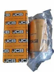 Fiber Yellow JCB Excavator Petrol Oil Filter