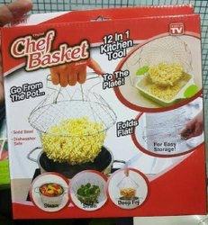 Round Chef Basket