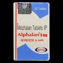 Alphalan 5mg Tablet