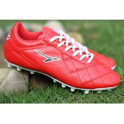 ANZA Men Red Football Shoes, Size: 5-9, Model Name/Number: Virus