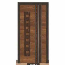 Plywood Membrane Door