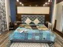 Kantha Patchwork Design Bed Cover