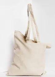 Loop Handle Cloth Cotton Reusable Shopper Bag, Grocery Bag