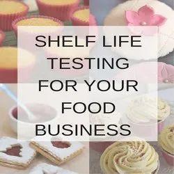 Food Shelf Life Testing Service, In Lab