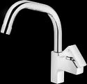 Deck Mounted Plantex Prime Sink Cock With Extended Swinging Spout (table Mounted), Model Name/number: Pri-313