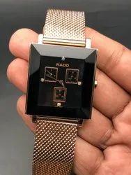 Analog New Rado Square Watch