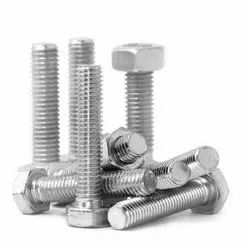 Stainless Steel Fasteners, Material Grade: Ss 304, Size: 4 Mm-72 Mm