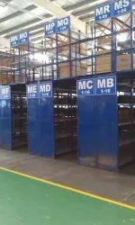 Multi Tier Shelving Rack System